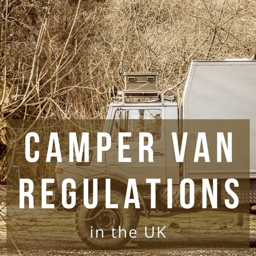 How To Register Your Converted Camper Van With The DVLA