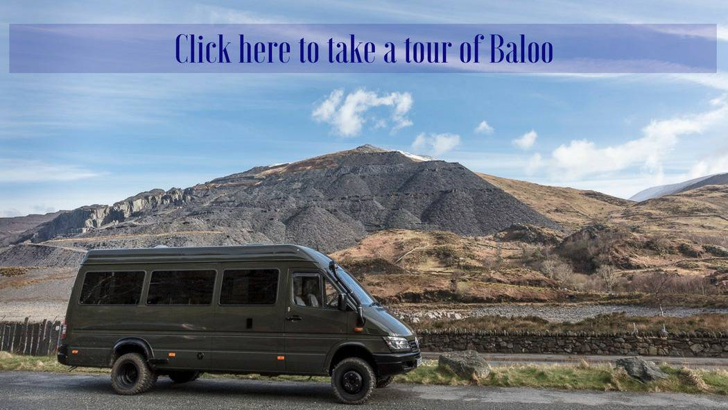 Build a camper - tour our own 4x4 Sprinter conversion