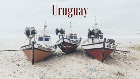 Uruguay travel in South America