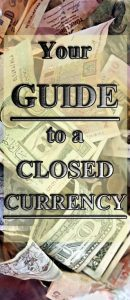 Pinterest - Guide to Closed Currency