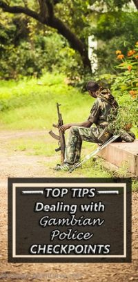 Top 10 Tips for Dealing with Gambian Police Checkpoints