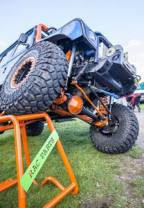 overland vehicle modifications