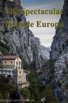 Pinterest - The Spectacular Picos de Europa