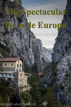 Pinterest - The Spectacular Picos de Europa