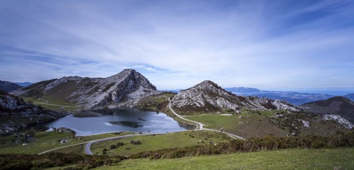 Wild Camping Locations in Northern Spain