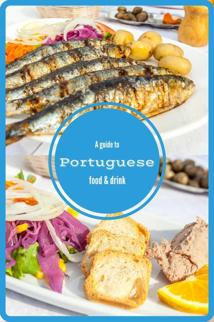 Portuguese food & drink is nothing if not fresh, simple and totally delicious. Use this guide for dining tips and food and drink you must try. #Food #Portugal Read the full article here: http://mowgli-adventures.com/portuguese-food-drink/