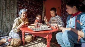 A Night With a Berber Family