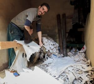 Medieval Tanneries of Fes