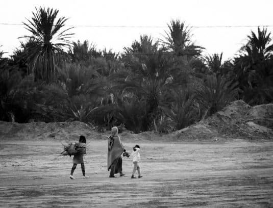 people of Erg Chebbi