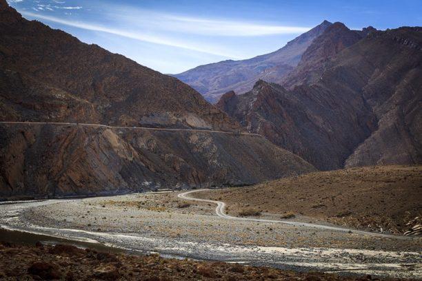 Spectacular Scenery of the Ziz Gorges