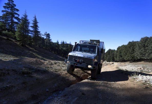 The Alpine Resort of Morocco