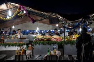 Guide to food stalls of Jemaa El Fna in Marrakech