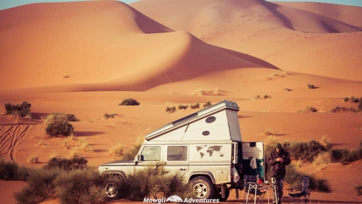 Use this definitive road trip guide to the Sahara Desert of Morocco to plan your next adventure into the desert landscape of your dreams.
