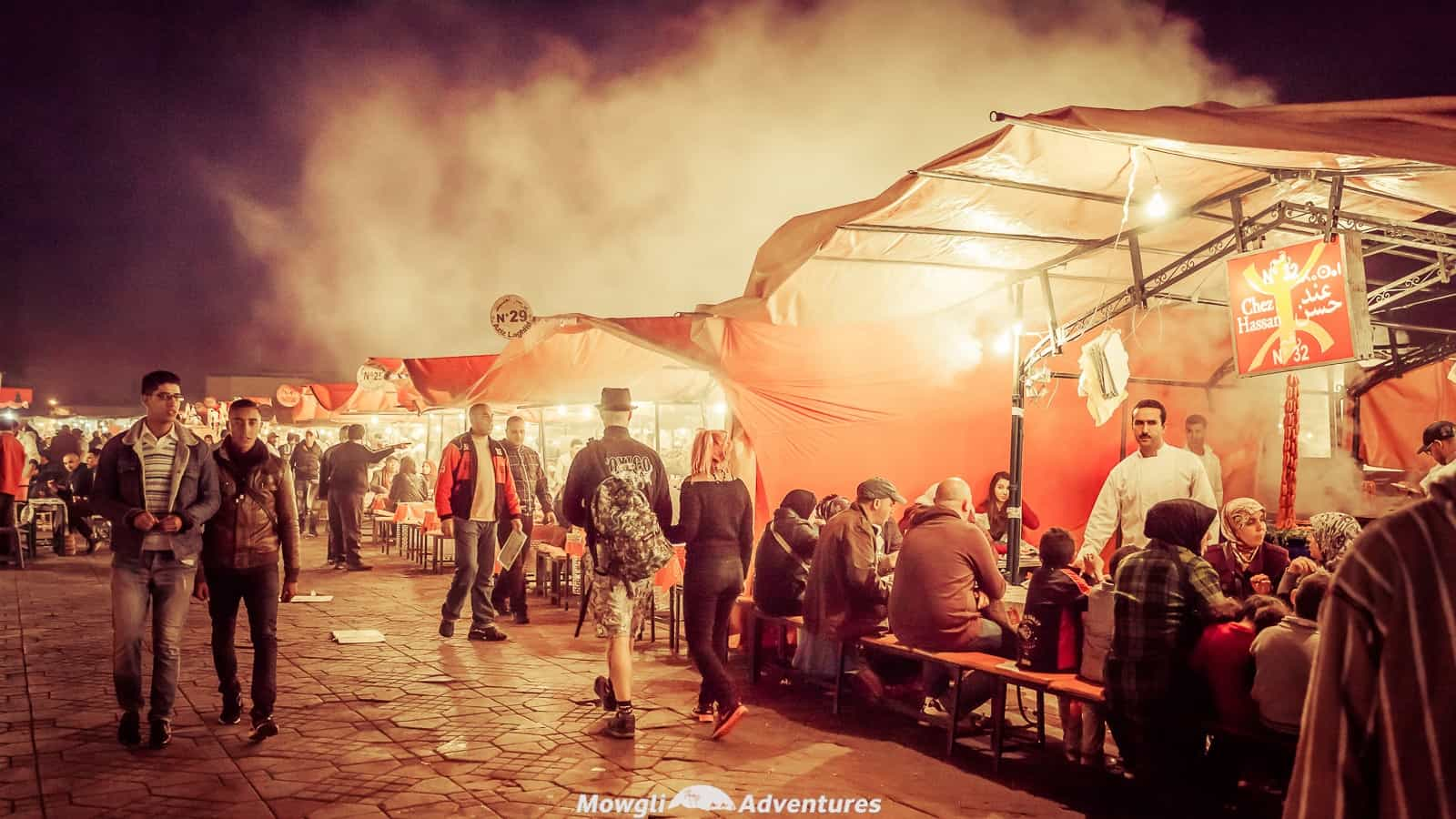 A Local S Guide To Dining Out In Jemaa El Fna Morocco