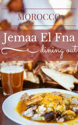 This local's guide to dining out in Jemaa El Fna, Morocco will help you have an authentic culinary experience and avoid the tourist traps in Marrakech.
