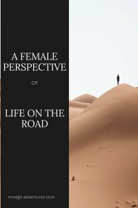 Pinterest-A Female Perspective of Life on the Road