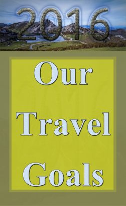 Pinterest - Our 2016 Travel Goals