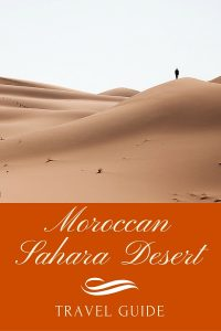 Pinterest-Moroccan Sahara Desert Travel Guide