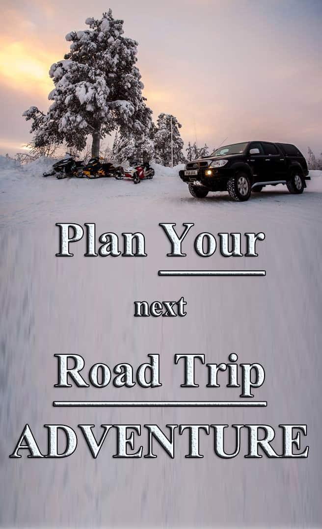 Pinterest - Plan your next road trip adventure