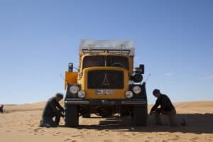 Special Moments in the Sahara