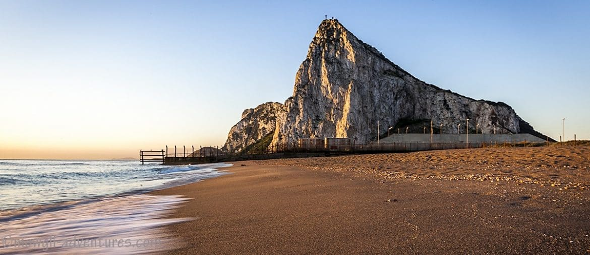 7 reasons to visit the rock of Gibraltar as an overlander