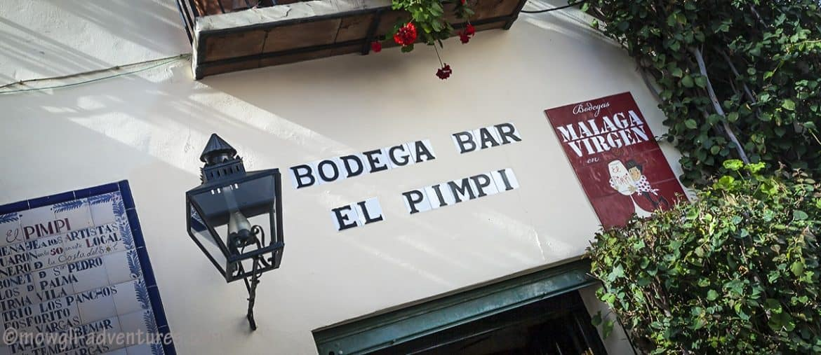 Bodegas El Pimpi The Best Spanish Bar In Malaga