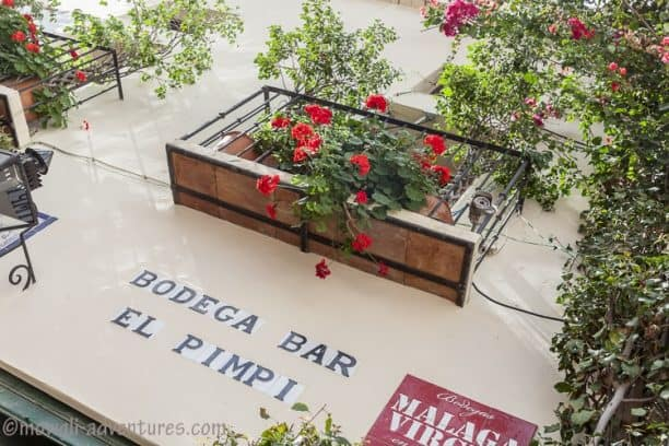 the best Spanish bar in Málaga
