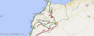 How to get to the Sahara Desert in Morocco