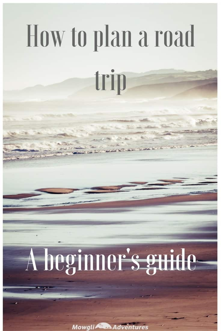 How to plan a road trip - a beginners guide. Road trips are unforgettable experiences. Take the stress out of the preparation by following these simple tips on how to plan a road trip. Read the full article here: //mowgli-adventures.com/how-to-plan-a-road-trip/