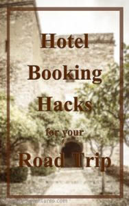 Pinterest - Hotel Booking Hacks for Your Road Trip