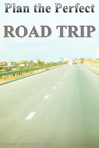 Pinterest - How to Plan the Perfect Road Trip