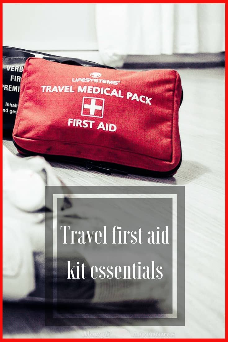 when the biting ants gnaw between your toes on a secluded beach, believe me, you'll wish you'd packed a travel first aid kit.So, check out our advice on organising and buying your kit, as well as what items to include. #Travel Read the full article here: http://mowgli-adventures.com/travel-first-aid-kit-essentials/