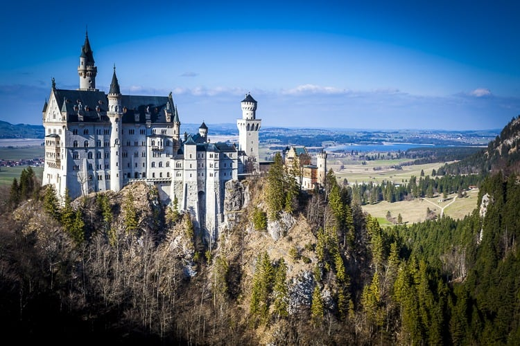Germany's Fairytale Castle