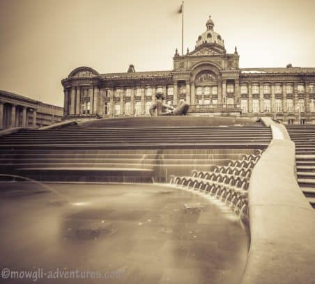 Reasons to visit Birmingham for a city break