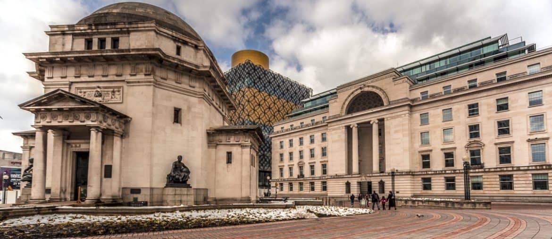 8 Bostin Reasons to Visit Birmingham for a City break