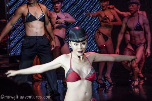 A Bangkok Cabaret Show In Pictures