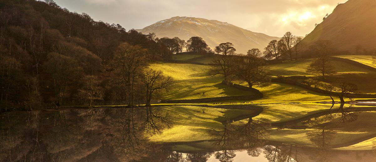 No matter how far we travel. there's no place like home and the landscape of the English Lake District is some of the best we've ever seen!