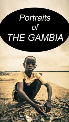 Portraits of The Gambia