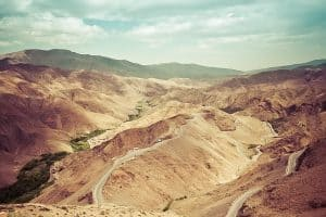 South Morocco road trip