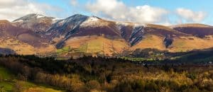 Walking in the Lake District Catbells was my Everest