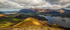 landscape of the English Lake District-4