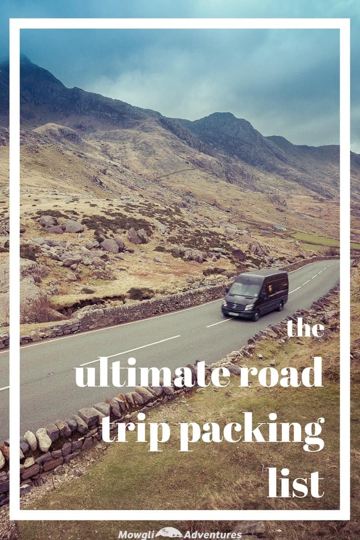 Planning a road trip? These road trip essentials will play a major role in the success of your adventure. Be prepared with this packing list and safe travels! #roadtripessentials #packinglist Read the full article here: http://mowgli-adventures.com/road-trip-essentials/