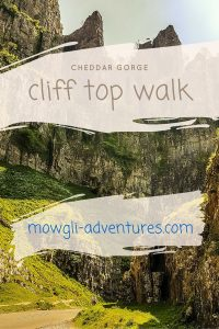 Cheddar Gorge cliff top walk - Mowgli Adventures