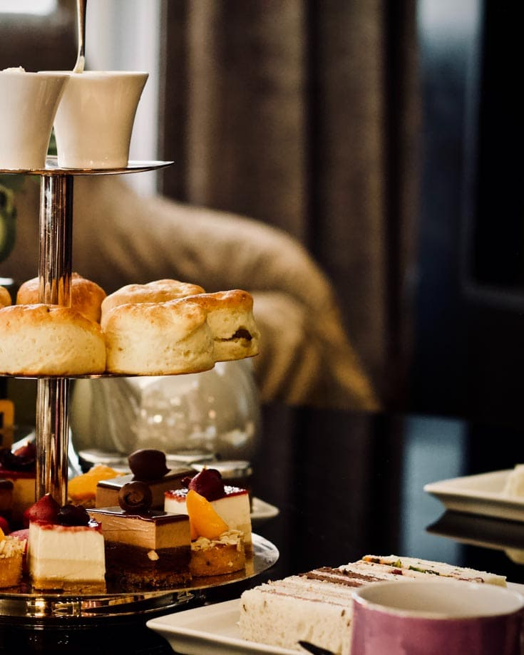 Somerset cream tea cakes