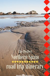 If you're planning a road trip in Spain, then look no further! We've detailed the perfect Northern Spain itinerary! A must read! #RoadTrip #Spain Read the full article here: //mowgli-adventures.com/perfect-northern-spain-road-trip-itinerary/