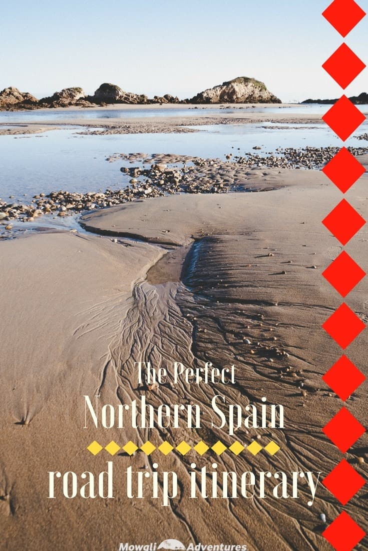 If you're planning a road trip in Spain, then look no further! We've detailed the perfect Northern Spain road trip itinerary! A must read! #RoadTrip #Spain Read the full article here: http://mowgli-adventures.com/perfect-northern-spain-road-trip-itinerary/