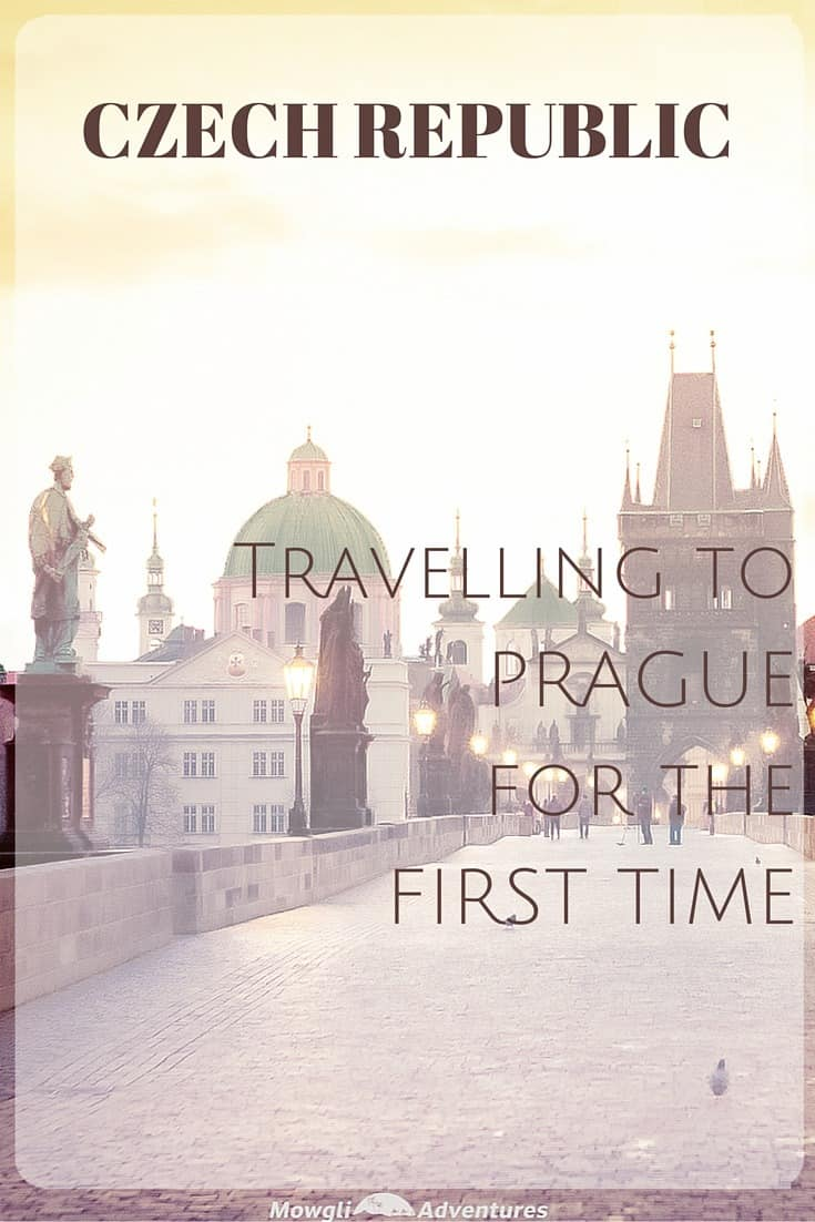 I'm in need of a big dollop of the European continent. So I'm travelling to Prague on my first ever solo European city break.