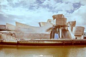 Spend a day in Bilbao
