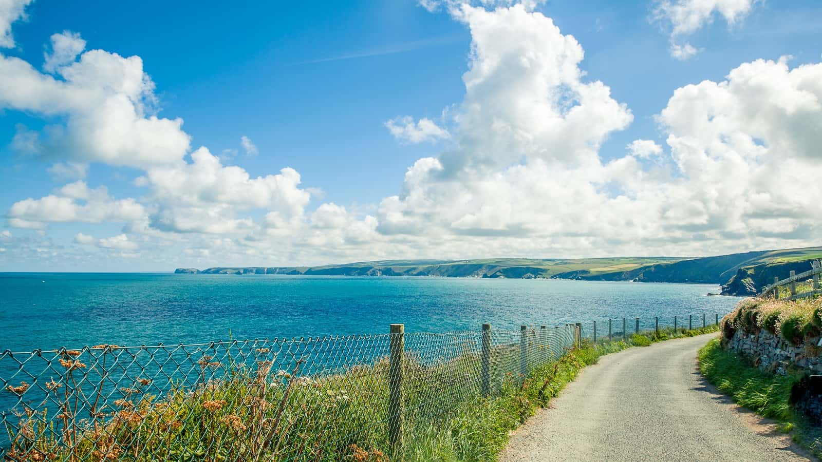 Cornwall S Most Scenic Road Trip Routes