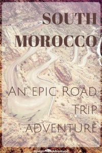 South Morocco road trip
